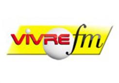 Logo Vivre Fm, lien vers le site.