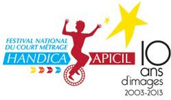 Logo du Festival Handica Apicil