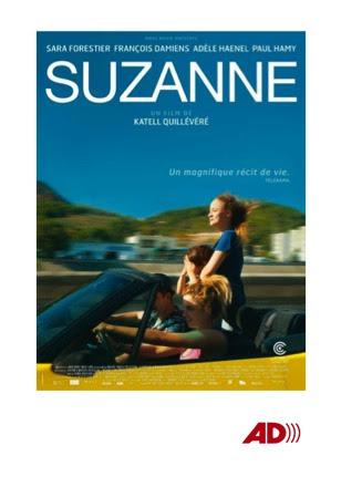 affiche du film Suzanne