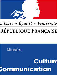 Logo Ministere de la Culture et de la communication