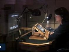 lien vers la vidéo sur la production de l'audiodescription.