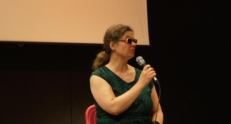 Helene Kudzia intervient Mois-extra-ordinaire