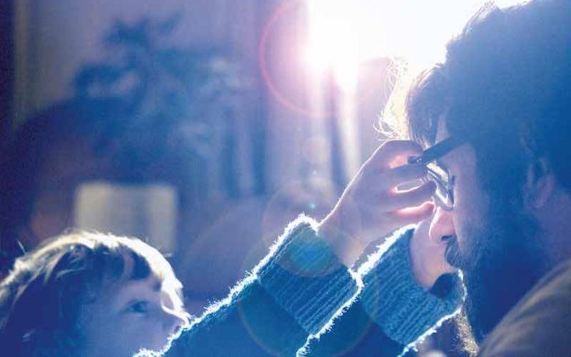 Image result for notes on blindness film