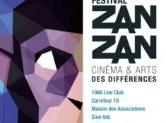 Affiche 6eme edition Zanzan 2017
