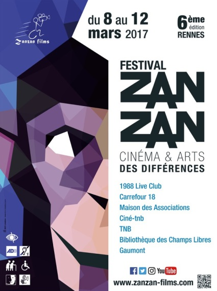 6ème festival Zanzan à Rennes