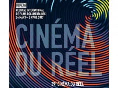Affiche festival Cinema du Reel 2017