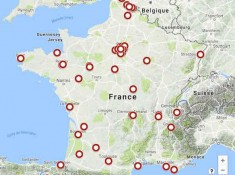 Carte google AD France 11_03_2017