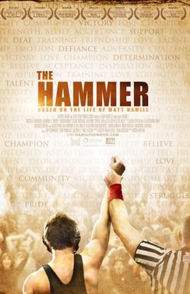 Affiche du film The Hammer.