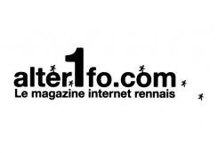 Logo Alter info, le magazine internet rennais.