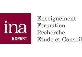 Logo INA Expert, lien vers la présentation de la formation sur le site de l'INA Expert