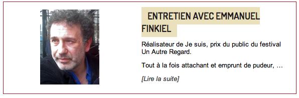 Entretien avec Emmanuel Finkiel 2012