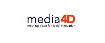 Logo Média4D.