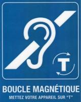 Visuel-boucle-magnétique