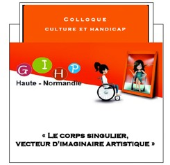 Colloque culture et handicap