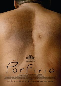 Affiche du film Porfirio