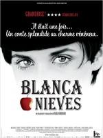 """Affiche du film """"Blancanieves"""""""