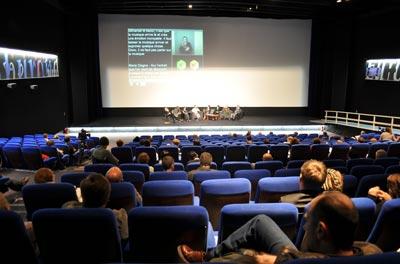 Retour D'image : Table ronde sur l'accessibilité du cinéma