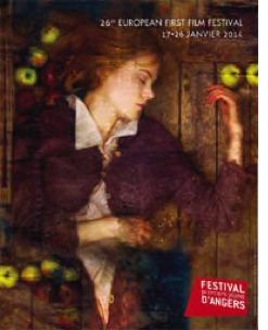 Affiche du festival d'Angers 2014