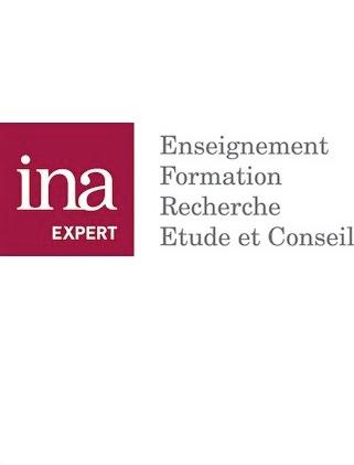 Logo INA Expert, lien vers la présentation de la formation sur le site de l'INA Exper
