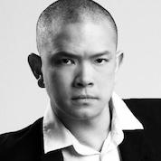 Portrait en noir et blanc de Hrysto