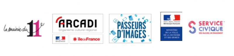Logos partenaires atelier ESAT 2015