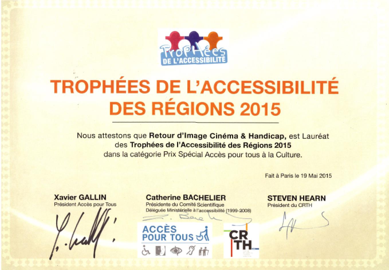 Scan Prix Retour dimage Trophees
