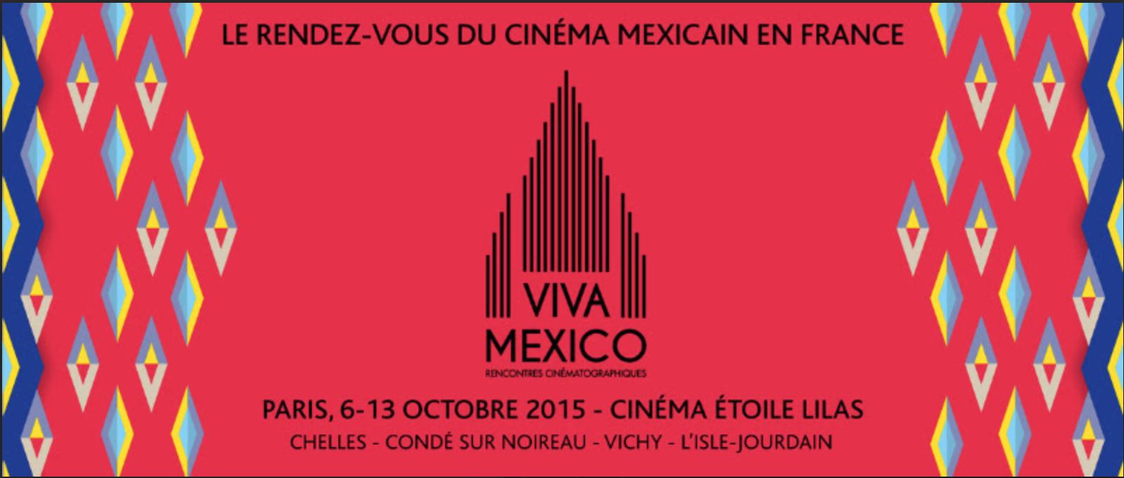 Affiche du festival, du 6 au 13 octobre 2015