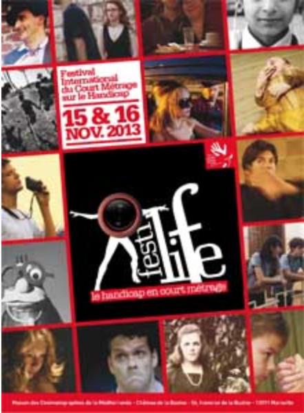 Affiche festilife édition 2013