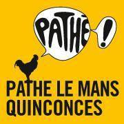 Logo Pathé Le Mans Quiconces