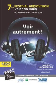 Affiche 7e festival Audiovision