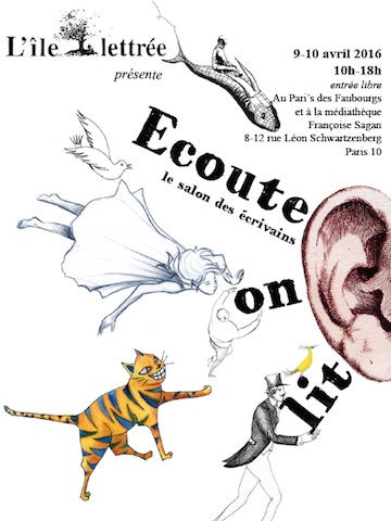 SALON ECOUTE ON LIT
