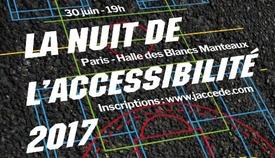 7ème Nuit de l'accessibilité 2017