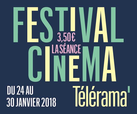 Accessibilité du 21ème Festival Télérama