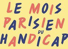 Affiche du Mois Parisien du Handicap