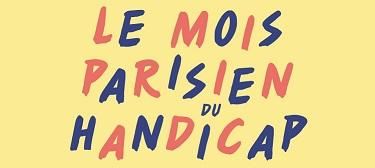 Affiche du Mois Parisien du Handicap 2019