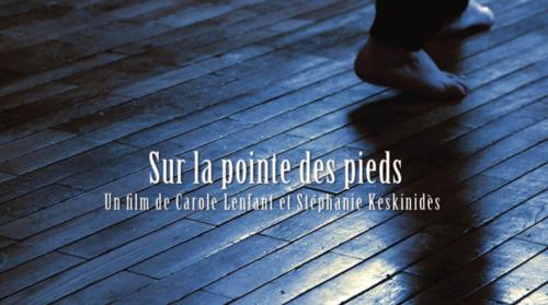 2ème affiche du film Sur la pointe des pieds