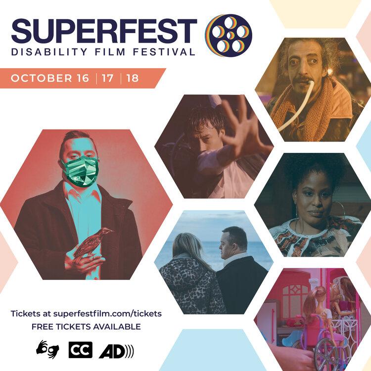 Superfest 2020 : en ligne et accessible
