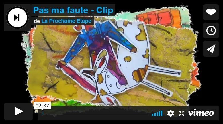 Découvrez « C'est pas ma faute », un court-métrage accessible issu de nos ateliers