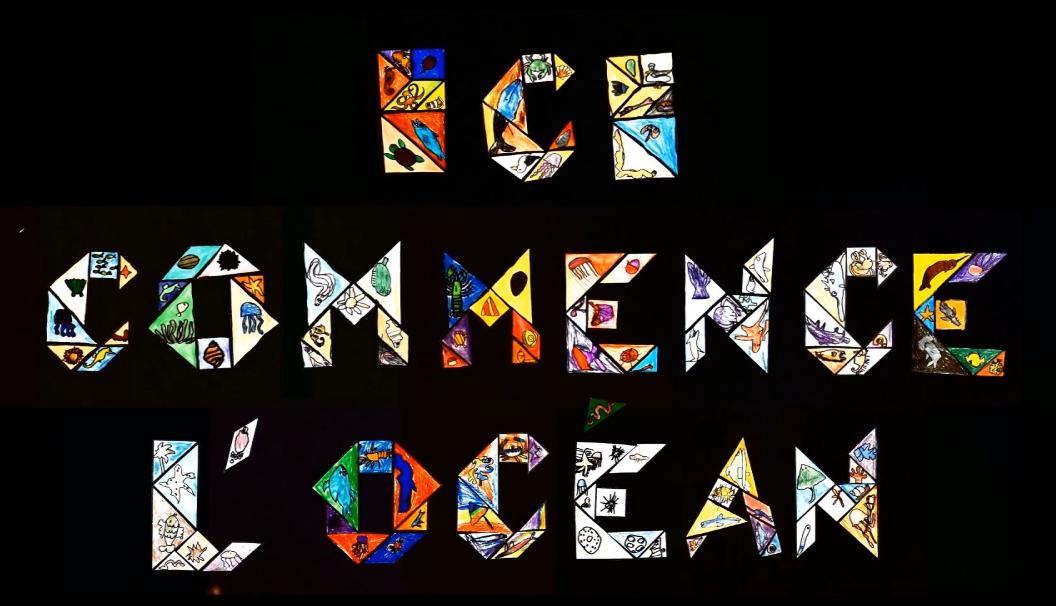 Embarquez pour le documentaire-animé : « Ici commence l'Océan » !